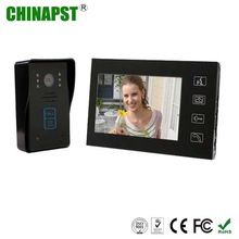 Villa/Apartment Touch Key waterproof video door phone china PST-VD7WT2