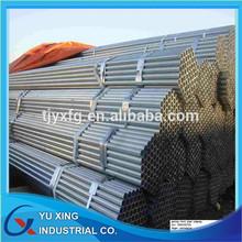 Weldedgalvanized carbon steel pipe price list