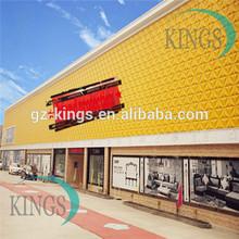exterior design restaurant from KINGS anti acid anti UV anti heat waterproof