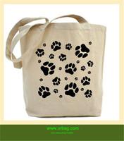 cheap promotional summer foldable canvas shopping beach bags