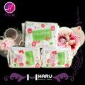 producto hecho en corea yejimiin femenino de algodón toallas sanitarias