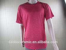 Readymade Garments Stock Lot, Red Men T-Shirt, Stock Garment Clothes