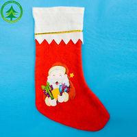 2015 wholesale/retail fashion cheap christmas stocking ,Christmas Decoration Supplies