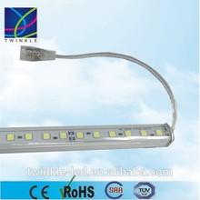 led aluminium light bar 17.2w Epistar smd5050 waterproof led rigid bar