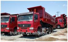 266-345hp Howo 6x4 dump truck sinotruk 6X4 dump truck 10 wheels 290HP 266-345hp Howo 6x4 dump truck 10 wheel dump truck