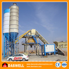 HZS50 Stationary Fully Automatic Concrete Batching Plant Price