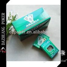 ARABIA ANGEL WASHABLE 100% PLASTIC PLAYING CARDS