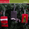 4 inch hot item holiday card holder