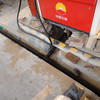 Underground Petrol Pipe PE Pipe for Gasoline Fuel Station Used