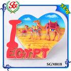 SGM018 I Love Egypt Camel Design 3d Souvenir Fridge Magnet