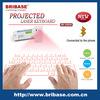 USB Power Thinnest laser virtual keyboard infrared laser projection virtual keyboard for ipad mini bluetooth virtual keyboard