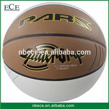 white panel size 5 kids training basket ball custom logo basketballs