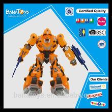 voce calda capretto giocattolo robot