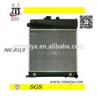 Auto parts radiator for Mercedes Benz