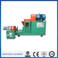 Charcoal screw type biomass briquette machine