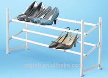 Expanding Stackable Shoe Rack