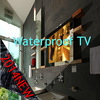 26Inch Mirror Digital Waterproof LED TV