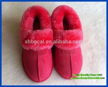 sheepskin leisure boots