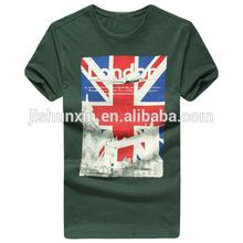 JSX402, china manufacturer, alibaba online shopping clothes, 2014 wholesale bulk summer printed men t shirt, cotton t shirt