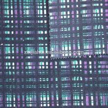 flower print corduroy fabric