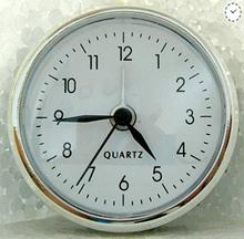 very beautiful quartz clock Inserts