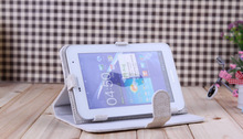 2014 hot and Wholesale PU Leather Magic Girl Case for tablet PC 7 inch 9.7 inch 10.1 inch