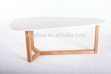 2014 moder OAK unique solid wood end tables