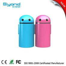 5000mah smart new design mobile phone universal power bank