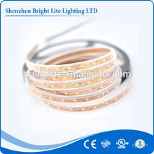 3014 Waterproof IP68 warm white 120LED/meter UL certificate led strip light