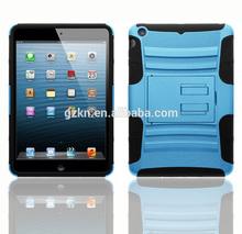 Tough duty rubber tab cover for iPad mini/mini 2 iPads accessory