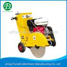Walk behind Concrete Saw Cutting Machine with honda engine (FQG-500)