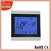 Central Air Conditioning LCD Display Digital Room Thermostat