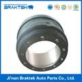 Caminhão mercedes benz& reboque de peças de reposição para trás ou da frente tambor de freio fabricante de china