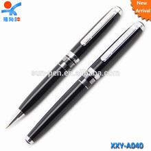 custom souvenir business metal ball pen