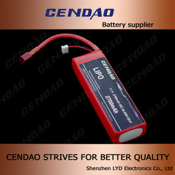 cendao brand famouse manufaturer china 11.1v 2700mah 25c high rating discharging current hunger promotion 11.1v rc lipo battery