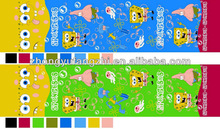 Good quality against cheap price100% Polyester fabrics children curtain with printed for home textiles