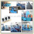 Macchina di gomma/riciclaggio di pneumatici in gomma/macchina attrezzature utilizzate per pneumatici