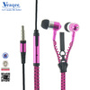 Veaqee New smartphone zipper earphone accessory