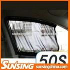 Side window car sunshade curtain