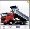 6x4 sinotruck howo tipper truck dump truck dumper tip lorry