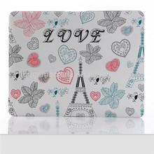 Love Design Plastic case for macbook ,For macbook pro case wholesale
