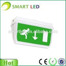 emergency bulkhead exit scrolling signs SMARTLED SE-0306 CE/ROHS 3 years warranty led emergency light