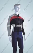 GR-DS0063 new design neoprene diving suit for women