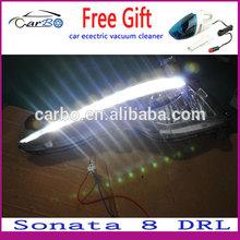 Car Accessory Daytime Running Light ForHyundai Sonata 8 Led Daylight