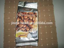 The coffee powder