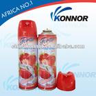 Glade,auto aerosol toilet Air freshener spray,300ML,lemon perfume