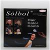 Solbol Ginseng Extract Hair Color Comb Hair Dye Shampoo