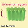 AGA manufacturer nimh power tools battery for dewalt