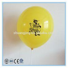 silk screen printing balloon