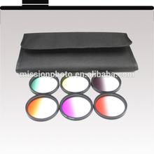 52mm Color Filter Kit for Canon Rebel T5i T4i T3i T2i T1i SL1, EOS 700D 650D 600D 550D 500D 100D DSLR Cameras